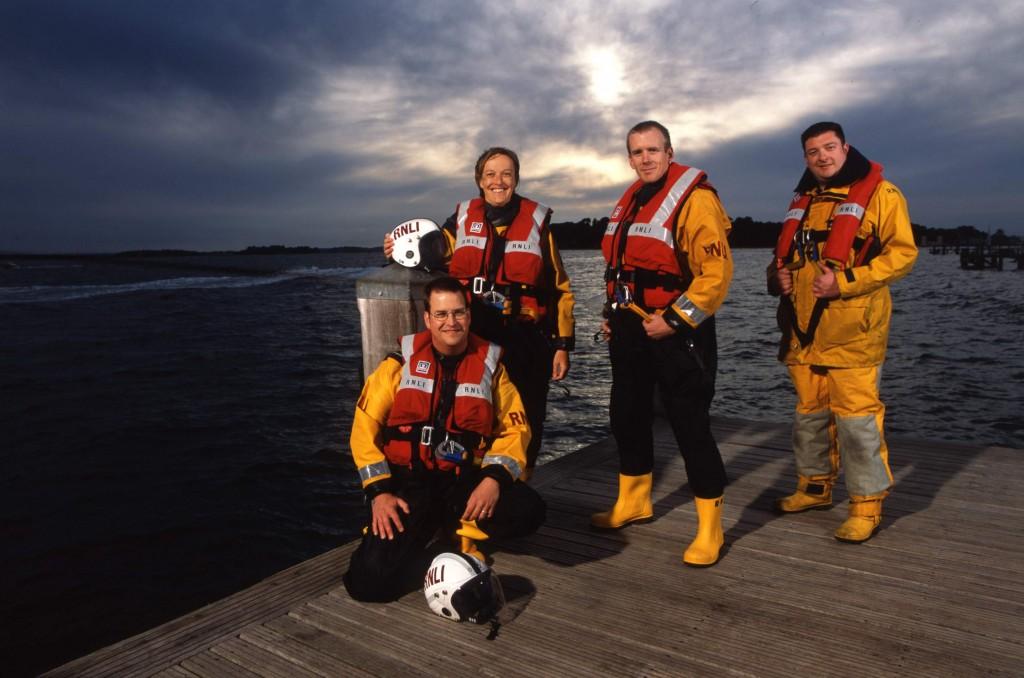 (Left to right) Paul Savage, Anne Millman, Gavin McGuinness, Mark Cole  Photo: Geoff Smyth