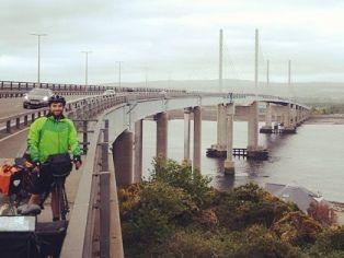 Kessock Bridge near Inverness