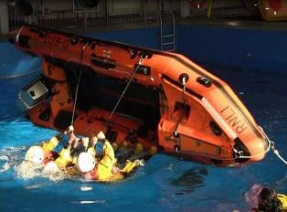 capsize-training